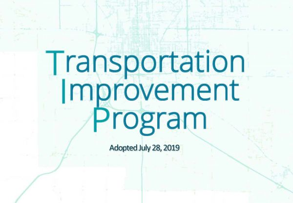 Transportation Improvement Program (TIP) FY 2020 - FY2024