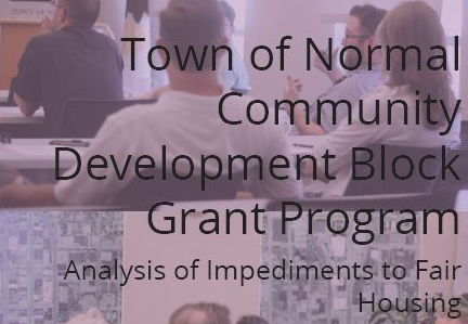 Town of Normal Analysis of Impediments to Fair Housing