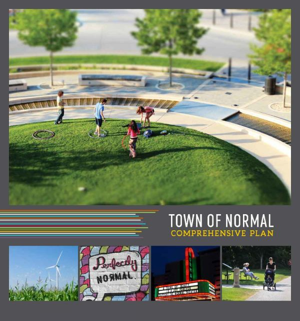 Current Town of Normal Comprehensive Plan