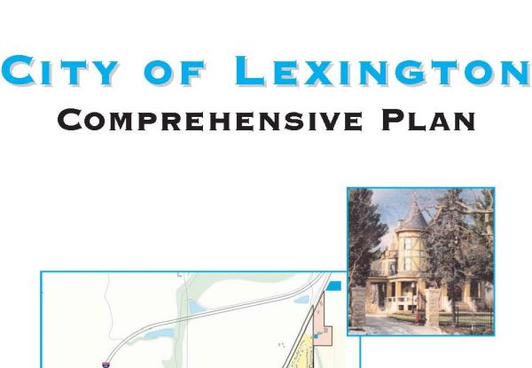 City of Lexington Comprehensive Plan