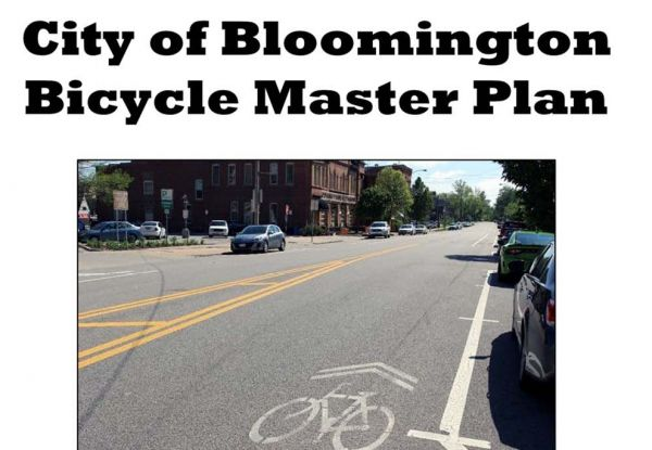 City of Bloomington Bicycle Mater Plan