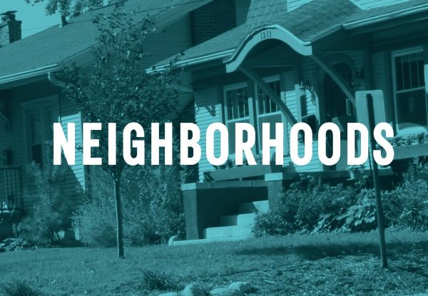 Neighborhoods Chapter from Town of Normal Comprehensive Plan