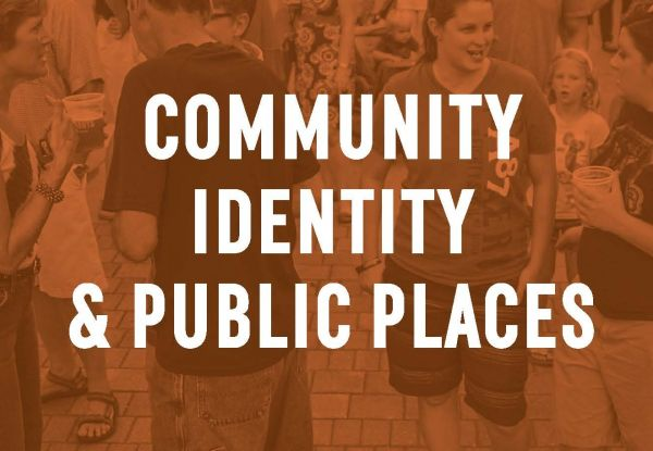 Community Identity & Public Places Chapter from Town of Normal Comprehensive Plan