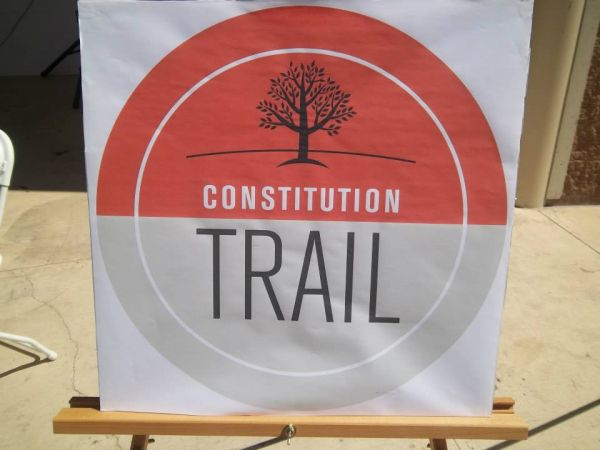 Constitution Trail 30th Anniversary