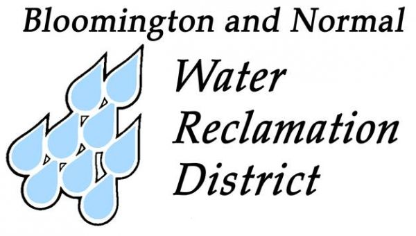 Bloomington-Normal Water Reclamation District Logo